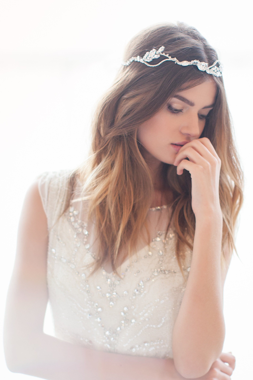 DARLING - Bridal headpiece