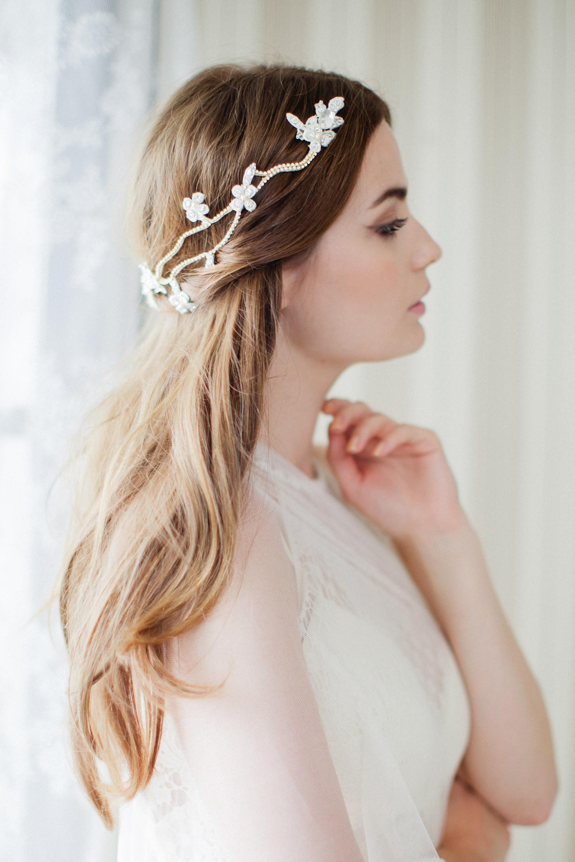 MARGO - bridal headpiece