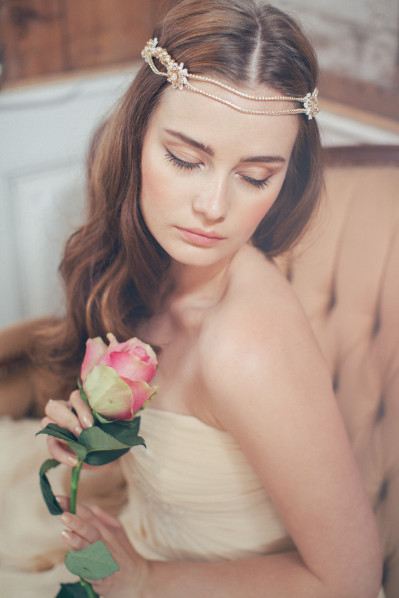 EUGENIA - Bridal headpiece