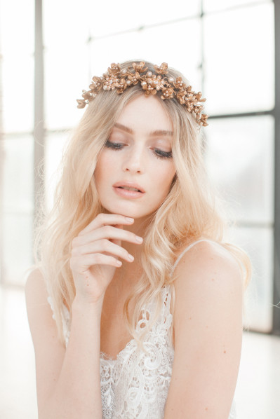 RALUCA - bridal headpiece