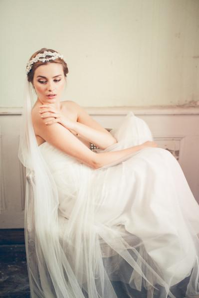 VIOLA - Wedding veil